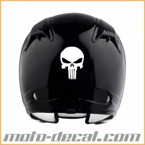 Reflective Punisher Logo