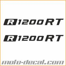 BMW R1200RT Logo Sticker