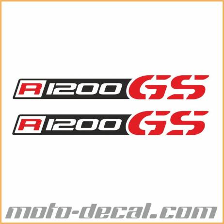 R1200GS Beak Sticker Multicolor