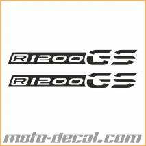 R1200GS LC 2014 Beak Sticker