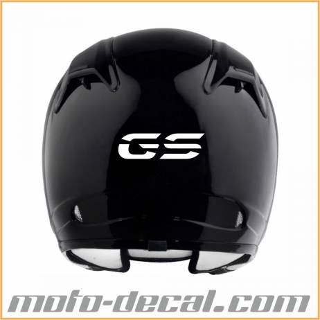 Reflective BMW GS 2014 Letters