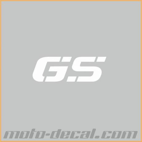 Reflective F800GS F650GS Letters